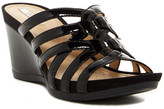 Geox New Roxy Strappy Wedge Sandal