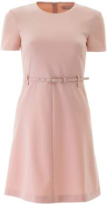 RED Valentino Belted Dress