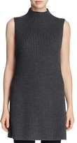 Three Dots Joan Sleeveless Ribbed Tunic