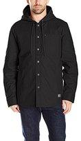 Timberland Men's Gridflex Insulated Hooded Shirt Jacket