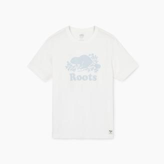 Roots Mens Cooper Beaver T-shirt