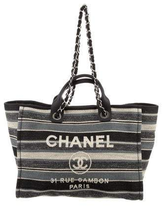9a7ab6b79 Chanel Deauville - ShopStyle