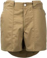 soe layered shorts - men - Cotton - 2