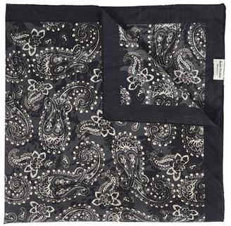 Acne Studios Violett scarf