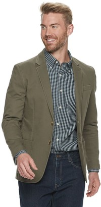 Sonoma Goods For Life Men's SONOMA Goods for Life Garment-Washed Stretch Sport Coat