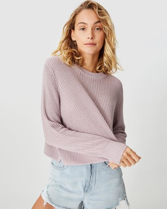 Cotton On Archy 2 Cropped Pullover Knit