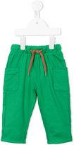Paul Smith drawstring-waist track pants - kids - Cotton - 9 mth
