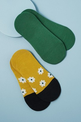 Hansel from Basel Set of 2 Daisy Sock Liners