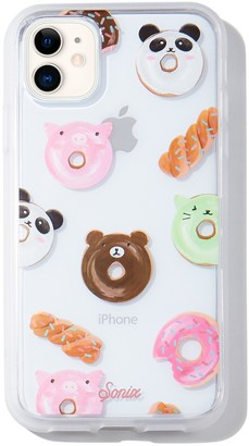 Sonix Multi Kawaii Donuts iPhone 11 XS/X Case