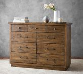 Pottery Barn Big Daddy's Antiques Extra-Wide Dresser