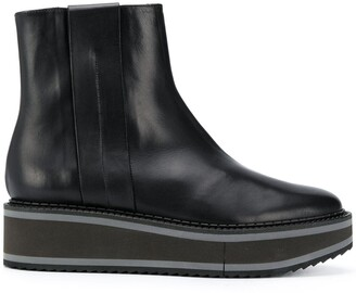 Clergerie Bobbie ankle boots
