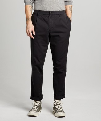 Todd Snyder The Pleated Pant in Black
