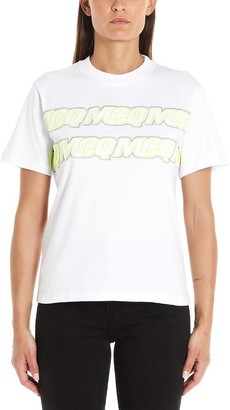 McQ Logo Crewneck T-Shirt
