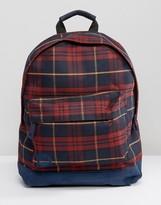Mi-Pac Mi Pac Tartan Backpack