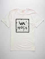 RVCA Floral VA All The Way Mens T-Shirt