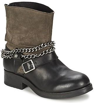 Koah ODELL women's Mid Boots in Grey