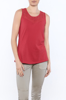 Aventura Clothing Rust Sleeveless Top