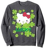 Hello Kitty Lucky Clover St. Patrick's Day Sweatshirt