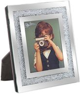 Oleg Cassini Crystal Diamond 2.3-Inch x 3-Inch Picture Frame