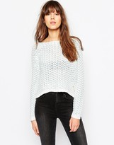 Only Fantasia Textured Sweater