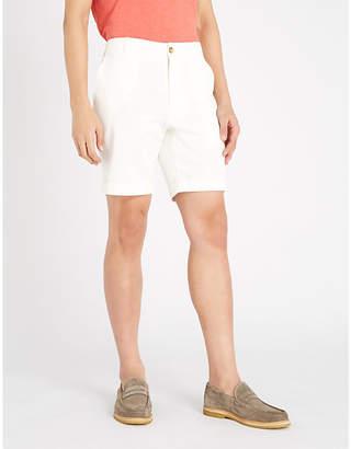 Richard James Regular-fit stretch-cotton shorts