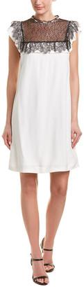 Pinko Lace Shift Dress