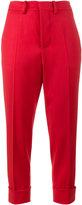 Marni Pamal cropped trousers