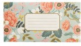 Rifle Paper Co. Mint Birch 25-Pack Monarch Envelopes - Green