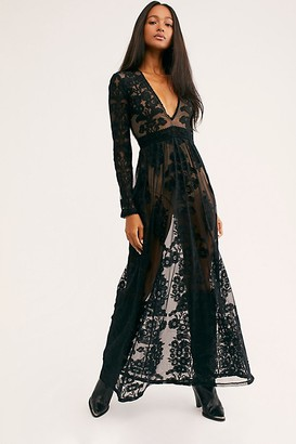 For Love & Lemons Temecula Maxi Dress