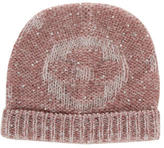 Louis Vuitton Monogram Glitter Sunset Beanie Hat w/ Tags