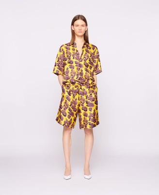 Stella McCartney timothy silk shorts