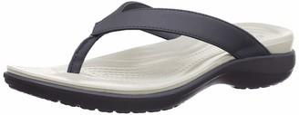 Crocs Capri V Flip Flop 5 M US