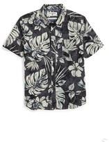 Billabong Boy's Haliewa Woven Cotton Shirt