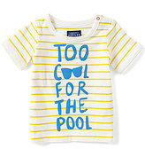 Joules Baby/Little Boys 12 Months-3T Striped Too Cool For the Pool Tee
