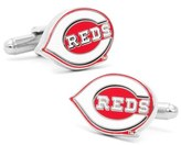 Cufflinks Inc. Cufflinks, Inc. 'Cincinnati Reds' Cuff Links