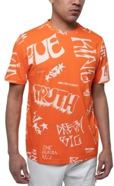 Sean John Men's Graffiti Graphic T-Shirt