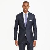 J.Crew Ludlow suit jacket in Italian windowpane wool