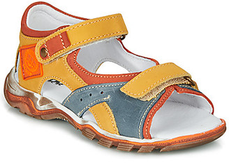 GBB EROPE boys's Sandals in Yellow