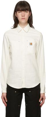 Carhartt Work In Progress White Tony Shirt