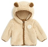 The North Face Infant Plushee Bear Zip Hoodie