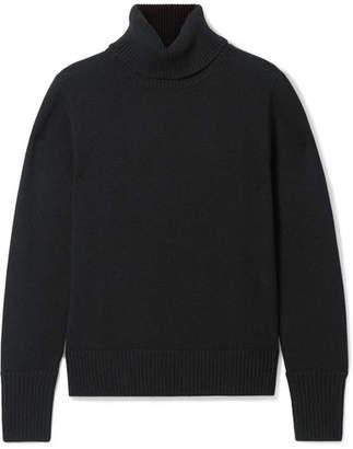 Burberry Cashmere Turtleneck Sweater - Black
