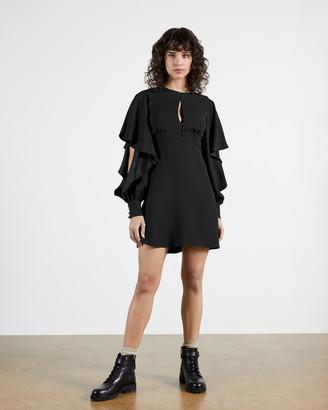 Ted Baker CHILS Detail Sleeve Mini Dress