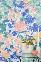Urban Outfitters Laurel Kimono Floral Removable Wallpaper
