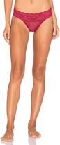 Cosabella Never Say Never Tootsie Bikini Underwear