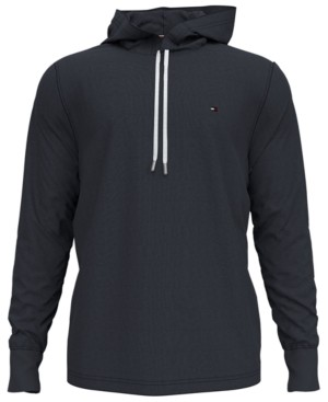 Tommy Hilfiger Men's Classic Hooded T-Shirt