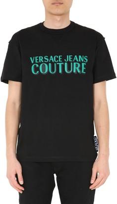 Versace Round Neck T-Shirt