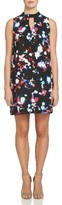 1 STATE Women's 1.state Keyhole Neck Shift Dress