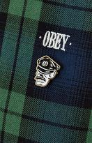 Obey Sick Pin