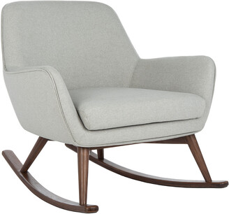 Safavieh Couture Mack Mid-Century Rocking Chair