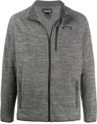 Patagonia zip-up sweatshirt
